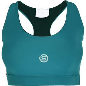 Skins Series-3 Active Bra Women, teal